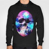 Space Skull Hoody
