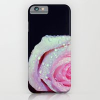 Pink Rose Down iPhone 6 Slim Case
