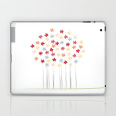 Delicate Blooms Laptop & iPad Skin