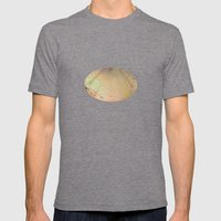 Networked Mens Fitted Tee Tri-Grey SMALL