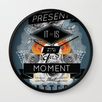 The Present Wall Clock