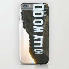 Hollywood Sign (Los Angeles, CA)  iPhone 6 Slim Case