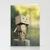 Danbo's Stationery Cards