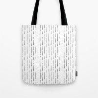 Stripe  Tote Bag
