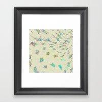 Scratch That Framed Art Print