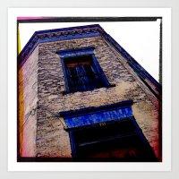 Historic Building In Rom… Art Print