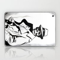 Skeleton Expatriate Laptop & iPad Skin