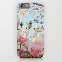 Sweet Magnolias iPhone 6 Slim Case