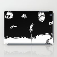 Tinta Negra iPad Case