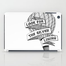 Look for the silver lining iPad Case