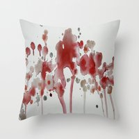 Ping Throw Pillow