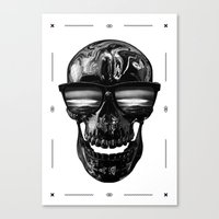 Erasmus / Nuclear Edition  Canvas Print
