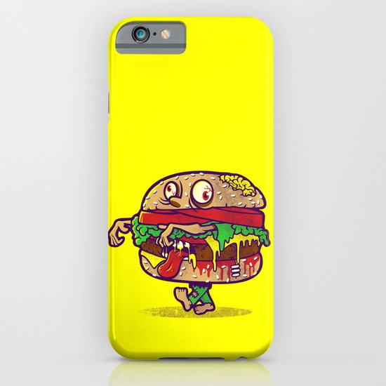 ZOMBURGER iPhone & iPod Case