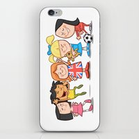 Spice Girls Kids iPhone & iPod Skin