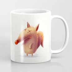 Monday fox Mug