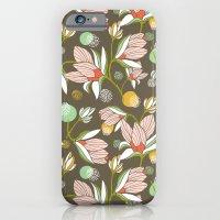 Magnolia Blossom iPhone 6 Slim Case
