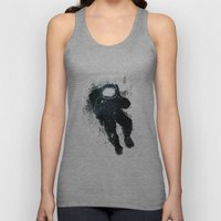 The Infinite Wanderers Unisex Tank Top