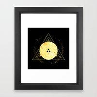 TR|FORCE Framed Art Print