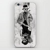 Gra Smierci iPhone & iPod Skin