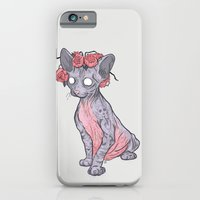 iPhone Cases featuring Lucy by theroyalbubblemaker