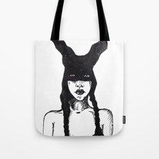 Girl 3 Tote Bag