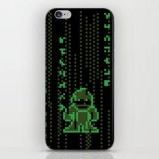 The Pixel Matrix iPhone & iPod Skin