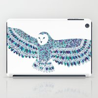 Barn Owl Beaut iPad Case