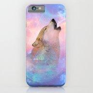 Dream By Day (Wolf Dream… iPhone 6 Slim Case