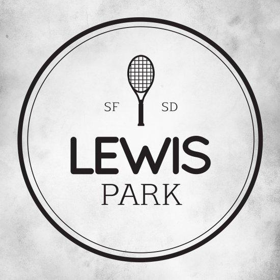 Lewis Park Art Print