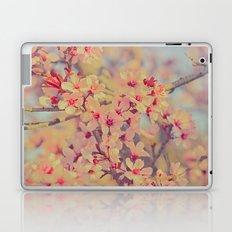 Vintage Blossoms - In Memory of Mackenzie Laptop & iPad Skin