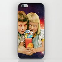 Exoplanet Cocktail iPhone & iPod Skin