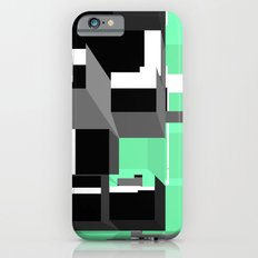 Digital Squares Slim Case iPhone 6s