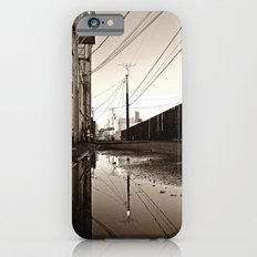 Alleyway reflection iPhone 6 Slim Case