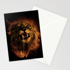 COSMIC KING Stationery Cards