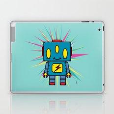 Vintage Kid Robot Laptop & iPad Skin