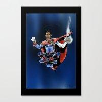 Chris Paul The Deceiver Canvas Print