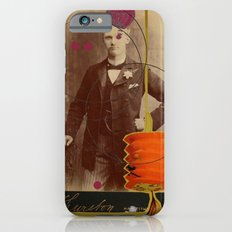 victorian gentleman  iPhone 6 Slim Case
