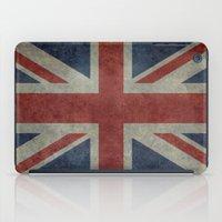 Union Jack (1:2 Version) iPad Case
