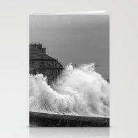 Stevenston Storms Stationery Cards