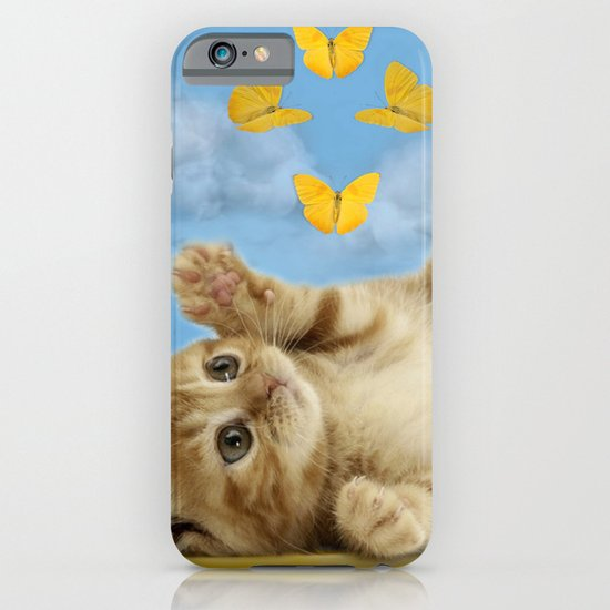 Kitty Wonder iPhone & iPod Case