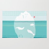 The Ice Lovers Rug