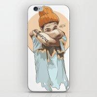 Swag boy iPhone & iPod Skin