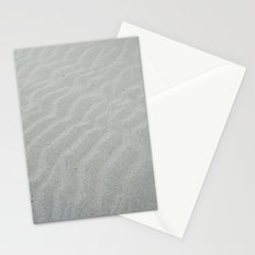 Natural wave patern Stationery Cards