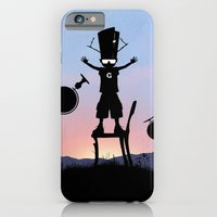 iPhone & iPod Case featuring Galactu s Kid by Andy Fairhurst Art