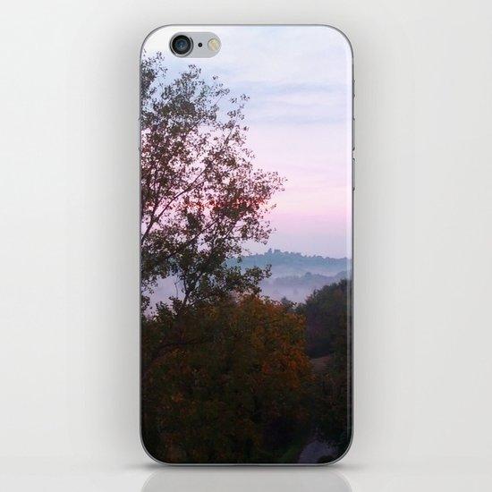 Mist of Dawn iPhone & iPod Skin