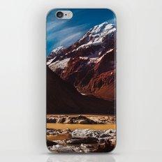 South Island Glacier iPhone & iPod Skin