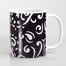painted paisley Mug