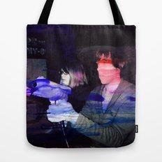Jurassic Arcade Tote Bag
