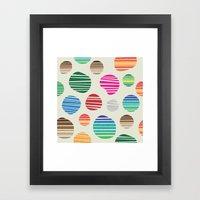 ShapePlay 2 Framed Art Print
