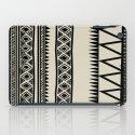 MALOU ZEBRA iPad Case